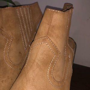 Maurices Shoes - •OPEN TOE & OPEN HEEL BOOTIES•